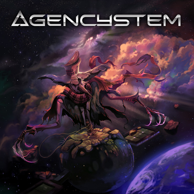 Agencystem (Album Cover)