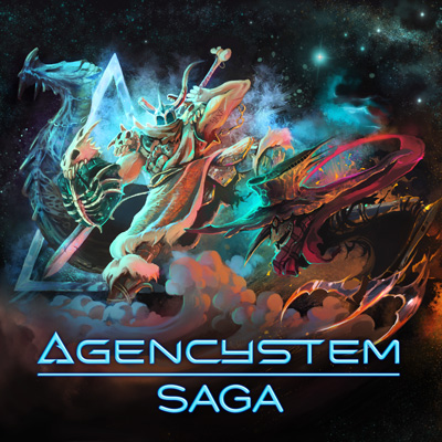 Agencystem - Saga (Single Cover)
