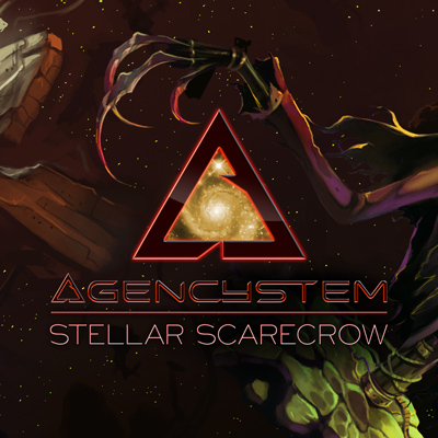 Stellar Scarecrow (Single Cover)