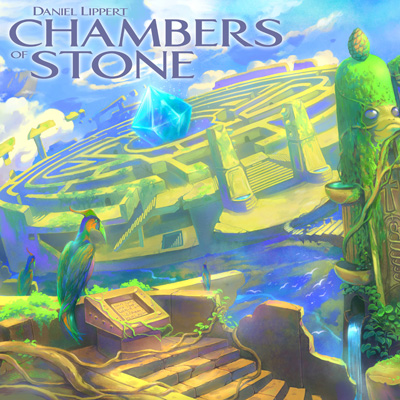 Chambers of Stone (Single) Cover