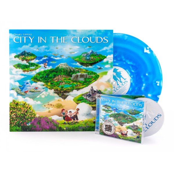 City in the Clouds CD + LP