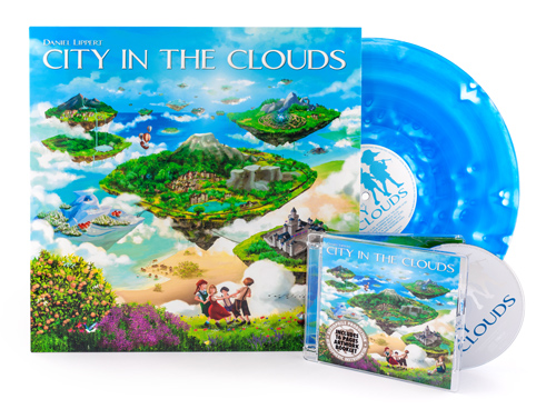 City in the Clouds LP + CD Bundle