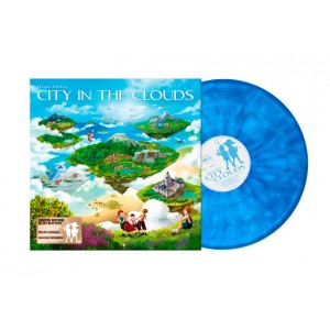 Daniel Lippert - City in the Clouds (Vinyl Limited Edition)