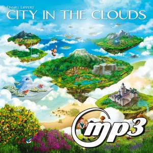 Daniel Lippert - City in the Clouds (Digital Album MP3)