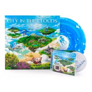 Daniel Lippert - City in the Clouds (Limited LP + CD)
